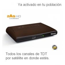 TDT-SAT Ver la TDT en zonas con mala señal