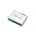 Mikrotik hAP Router sw para edificios