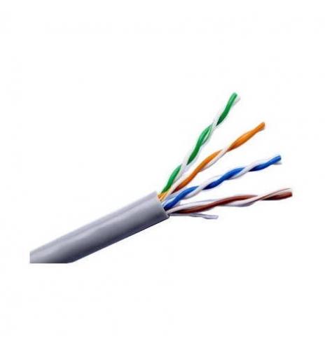 Cable UTP blanco CAT5e exterior