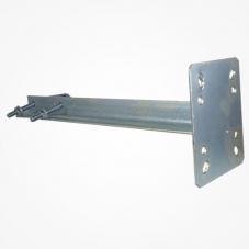 Garra para mastil antena 200 mm