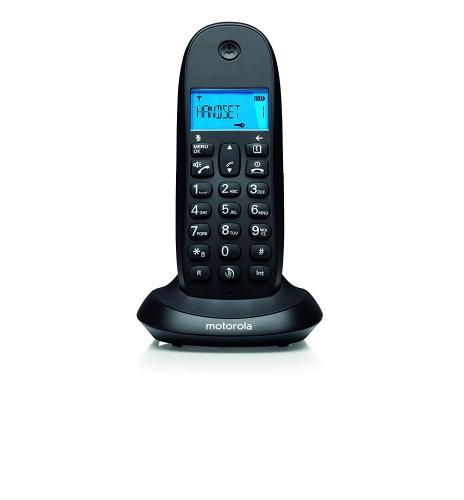 Telefono fijo inalambrico Motorola C1001LB+