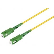 Latiguillo cable fibra optica monomodo