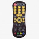ORIGINAL remote control for SAT-TDT 5013 TELEVES