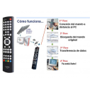 Remote controls all TV brands