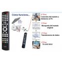 Remote controls all TV brands