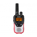 Handsfree, Walkie-Talkie Brondi FX-332 Red, Black.