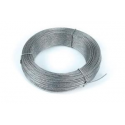 Cable de 2mm 100m acero galvanizado