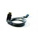 Cable HDMI Macho-Macho 1,5m  de 90 grados