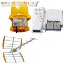 Kit antena TDT para camping y carabanas