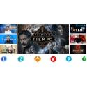 Ver la TV TDT Españolas en Europa, donde estes. Equipo activado con todos los canales AKIWIFI