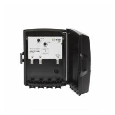 Amplificador SBA190 de Mastil UHF con paso de SAT + LTE